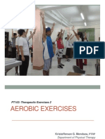 (8)Aerobic Exercises - KGM