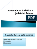 Amenajarea Turistica a Judetului Tulcea