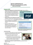 Backgrounder COPD Diagnosis and Management