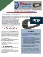 OTR Wheel Engineering Rubber Track Brochure Main