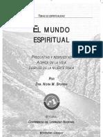 Mundo Espiritual-Spurgin