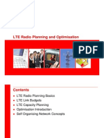 LTE Planning and ion