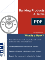Banking Terms