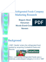 Nestlé Refrigerated Foods Company