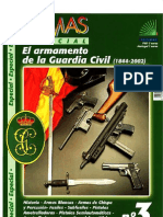 """""""EL ARMAMENTO DE LA GUARDIA CIVIL (1844-2002)"""""""