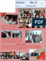 Boletin CCSEA Diciembre 2011