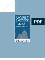 ScanLife Trend Report Q2 2011 Final
