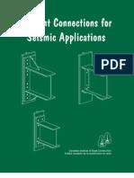 aplicação de momentos sismicos nos conectores