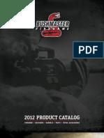 Bushmaster Catalog 2012
