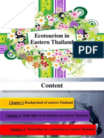 Eco Tourism in Eastern Thailand