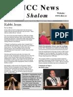 Shalom Hebraic Christian Congregation SHCC of Kingwood Texas