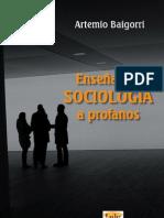 Tema 1 Enseñando Sociologia a profanos (fragmento)