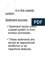 Sediment Cells