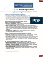 Payroll Tax Holiday Agreement-TPM