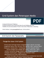 Grid System On Application