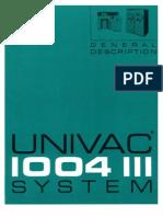 univac1004