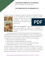 8.1 G  ITINERARIO MONAGUILLOS