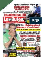 LE BUTEUR PDF du 17/02/2012