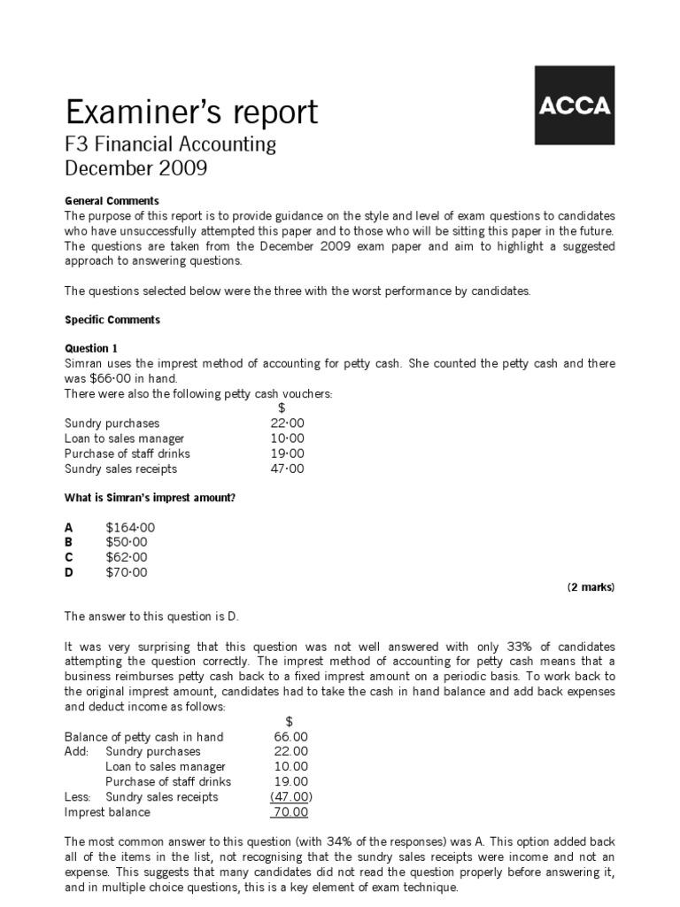 dec 2009 f3 | Debits And Credits | Accounting