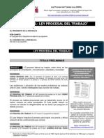 Ley 26636 Ley Procesal Trabajo Web LIMA COMENTADA LEY PRO 26636