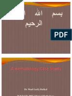 A Hematology Case Study