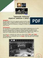 A Stroke of Fate Operación Valkiria