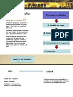 Proceso de diseño (plan maestro)
