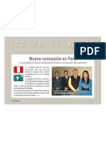 Concesion ICG Software en PERU