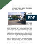 """Liceo Bolivariano """"Andrés Bello"""" de Sabana Grande Municipio Bolívar"""