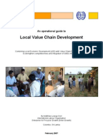 Local Value Chain Dev
