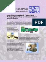Nanopack Flyer v2