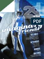 2D Artist Issue 001