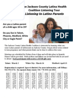 Listening to Latino Parents