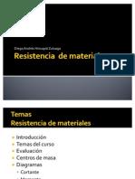 Resistencia de materiales - Introducción