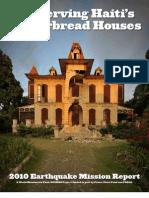 WMF Haiti Mission Report