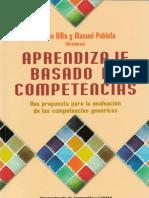 Libro - Aprendizaje Basado en Competencias