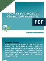 Servicios de Consultorias Ambient Ales
