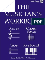 Fretted Friends Music Work Book 1