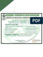 Oferta Salud Ocupacional - Cumaral