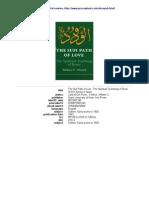 The Sufi Path of Love - The Spiritual Teachings of Rumi (by W. C. Chittick)