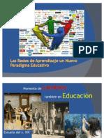 Las Redes de Aprendizaje Un Nuevo Paradigma Educativo