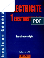 electricite 1 electrostatique