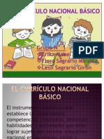 El Currículo Nacional Básico
