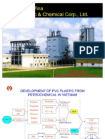 Basic of PVC Resin Process