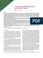 Echo Cardiogram