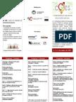 I Conferência Online de Educação Sexual - folheto