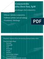 Keratitis Dan Conjungtivitis (Dr. Mashita Dewi Sari SpM)