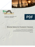 BBC Major Impact Climate Change