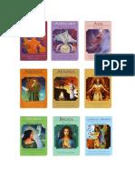 Tarot de Las Diosas de Doreen Virtue