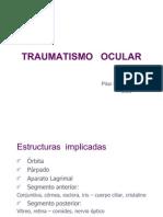 Traumatismo Ocular (1)
